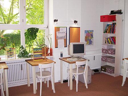 Computerraum Hauptstraße