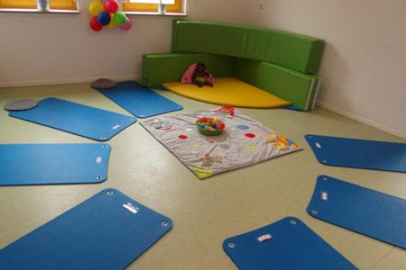 Familienzentrum Lasiuszeile Raeume