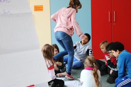 Jugendsozialarbeit Schule am Regenweiher