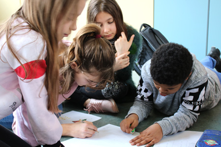 Schülerparlament Regenweiherschule