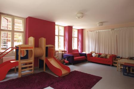 Familienzentrum Adalbertstrasse Raum