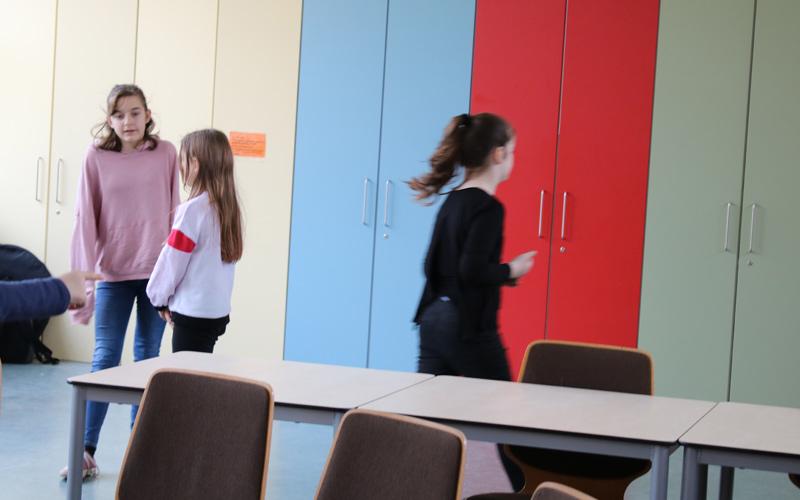 Schulsozialarbeit Schule am Regenweiher
