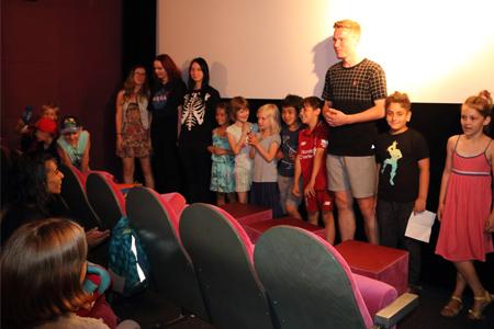Filmprämiere Kiezkids
