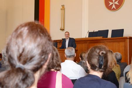 Falko Liecke, Bezirksstadtrat für Jugend und Gesundheit