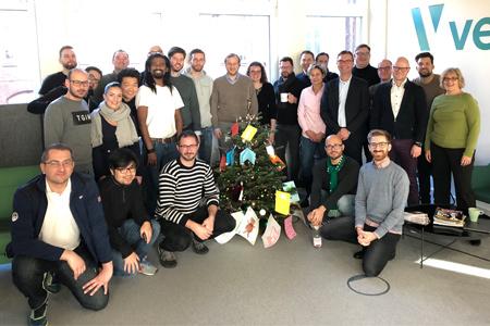 Verimi-Geschenkeaktion_Team