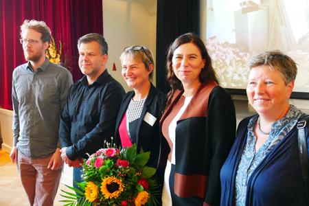 Eröffnung saniertes Hermann-Hesse-Gymnasium