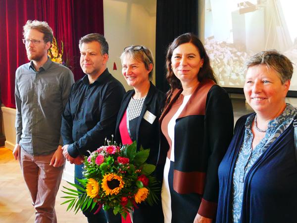 Einweihung Hermann-Hesse-Gymnasium